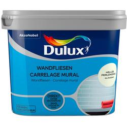 Dulux Fliesenlack Fresh Up, perlgrau, 0,75 l