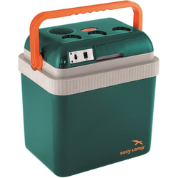 Easy Camp Campingkühlbox & -Tasche Chilly 12V Coolbox 24L grün