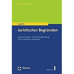 Juristisches Begründen - Buch
