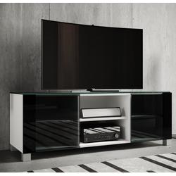 VCM TV-Board TV Lowboard mit Rollen