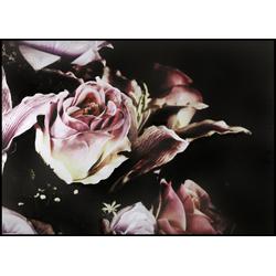 Poster DARK FLOWERS 2 (BH 70x50 cm)