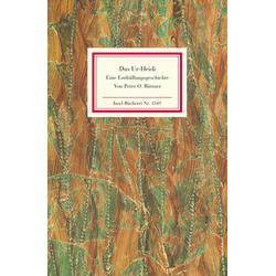 Das Ur-Heidi als Buch von Peter O. Büttner