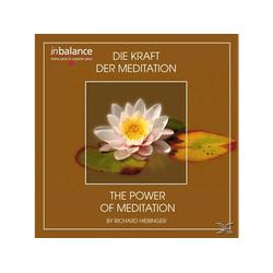 Richard Hiebinger - Die Kraft Der Meditation (CD)