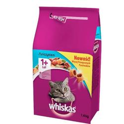 WHISKAS Tuna Katzenfutter 1.4kg x 6