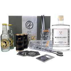 Woodland Dry Gin & Tonic Geschenkeset