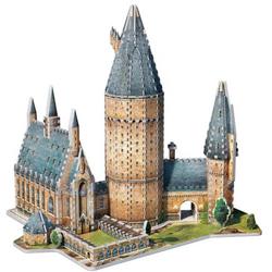 3D-Puzzle Harry Potter Hogwarts Große Halle 850 Teile 34519