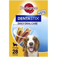 Pedigree DentaStix für mittelgroße Hunde 28 St.