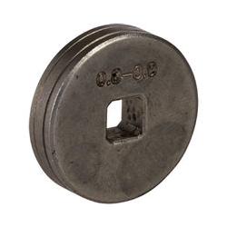 Drahtvorschubrolle für Technomig 215 und Electromig 220 MIG MAG Schweißgerät - Typ:Fülldraht