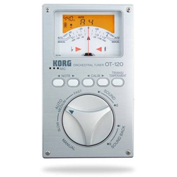 KORG OT-120 Gitarrenstimmgerät Grau