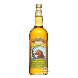 Ostpreußischer Bärenfang Honiglikör 1l