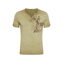 Key Largo Print-Shirt WEAPON M