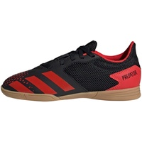 adidas Predator 20.4 IN Sala core black/active red/core black 36 2/3