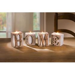 HomeLiving Kerzenhalter Home