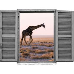 queence Wandtattoo Giraffe (1 Stück)