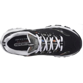 SKECHERS D' Lites - Floral Days black/ white, 36