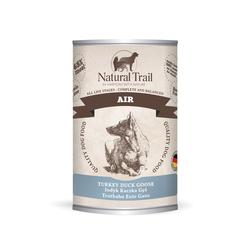 Natural Trail AIR Super Premium Nassfutter für Hunde Hundefutter (16 x 0,4 kg)