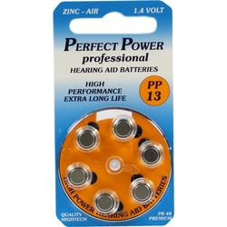 Batterien f.Hörgeräte Power Pp13