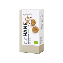 Hanf Natur Bio-Hanf-Schokokekse , 100 g