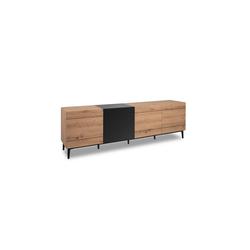 HTI-Living Lowboard Lowboard Nola mit 8 Fächern, Lowboard