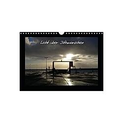 Licht über Dithmarschen (Wandkalender 2021 DIN A4 quer)