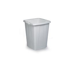Durable Abfalltonne DURABIN 90 Liter weiß