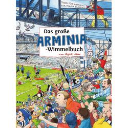 Das große ARMINIA-Wimmelbuch als Buch von