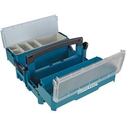 MAKITA Werkzeugkoffer P-84137, leer, 395 x 295 x 233 mm blau