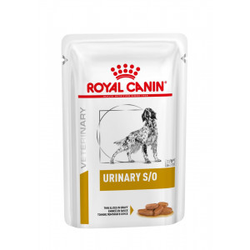 Royal Canin Veterinary Urinary S/O 100 g Hunde-Nassfutter 4 x (12 x 100 gramm)