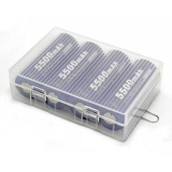 Soshine SBC-021 Batteriehalter 4x 26650 (L x B x H) 112 x 77 x 31.8mm