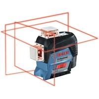 Bosch GLL 3-80 C mit 1 x 2.0 Ah Li-Ion Akku Halterung BM 1, L-Boxx