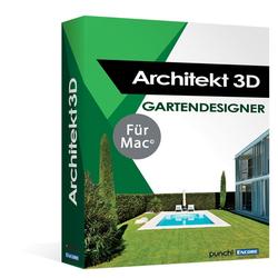 Avanquest Architect 3D X9 Garden Designer 2017, MacOS