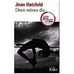 Deux mètres dix. Jean Hatzfeld  - Buch