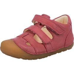 Baby Sandalen dunkelrosa Gr. 20