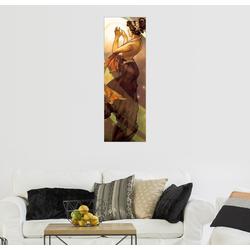 Posterlounge Wandbild, Der Polarstern 20 cm x 60 cm
