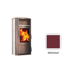 Kaminofen Venera 8 KW (Kachelset / weichsel)