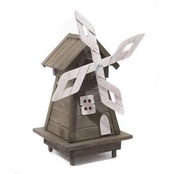 Windmühle, Holz