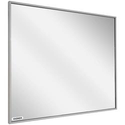 Vasner Infrarotheizung Zipris S, Glas/Alu, 600 W, 110x60 cm