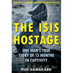 The ISIS Hostage als Taschenbuch von Puk Damsgard