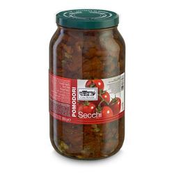 Casa Rinaldi Getrocknete Tomaten in vegetalem Öl im Glas 2900g