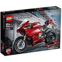 LEGO Technic Ducati Panigale V4 R 42107 Motorradspielzeug 42107 Bauset 10+ Jahre