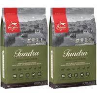 Orijen Tundra 2 x 11,4 kg