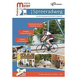Spree-Radweg Von der Spreequelle bis Berlin - Buch
