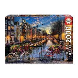Educa Puzzle. Amsterdam 2000 Teile