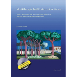 Musiktherapie bei Kindern mit Autismus m. DVD-ROM: Buch von Karin Schumacher