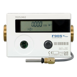 Wärmemengenzähler ELSTER SensoStar 2 Typ F90S3, Qp 2,5 - Fühler-Ø 5,2 mm - 1'' - L 130 mm