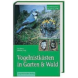 Vogelnistkästen in Garten & Wald. Otto Henze  Johannes Gepp  - Buch