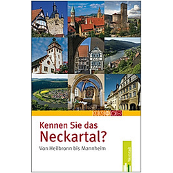 Kennen Sie das Neckartal? - Buch