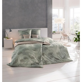 Estella Isabella olive 135 x 200 cm + 80 x 80 cm