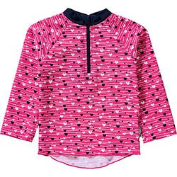 Langarm-Schwimmshirt - Badebekleidung - pink Gr. 116