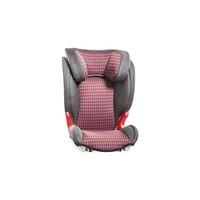 Baier Kindersitz Auto-Kindersitz Adebar, Karo rot 15-36 kg